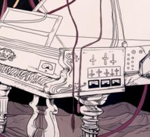 Machinemusic Sticker