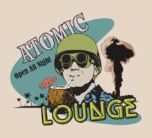 Atomic Lounge by NachoTees