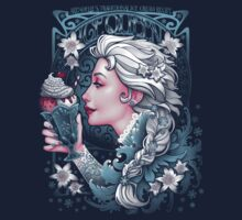 Ice Cream Queen by Medusa Dollmaker