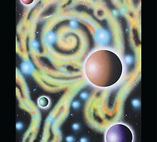 Music of the Spheres - 2008 by Robyn Scafone
