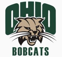 "College University ""Ohio Bobcats"" Sports Baseball Basketball Football Hockey by artkrannie"