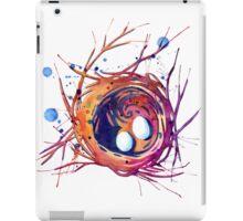 Bird Nest iPad Case/Skin