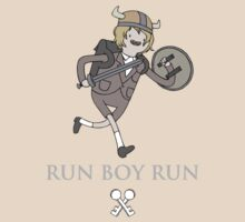 Run Boy Run (Woodkid - Adventure Time parody) by evaparaiso