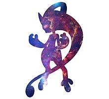 Mega Mewtwo Y used Psychic Photographic Print