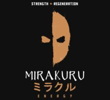 Mirakuru Energy by kentcribbs