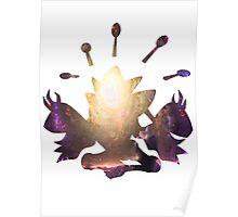 Mega Alakazam used Future Sight Poster