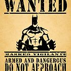 Wanted: the Bat by daydreamer87