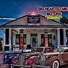 Big Hearted Mike's Motors by Mike Pesseackey (crimsontideguy)