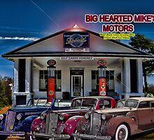 Big Hearted Mike's Motors by Mike Pesseackey (crimsontideguy)