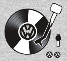 Vw Gramophone by diannasdesign