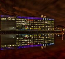 BBC Scotland by Mike Hardisty
