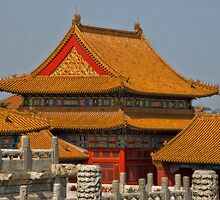 Beijing: Inside the Forbidden City by Kasia-D