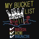 My Bucket List by Paducah