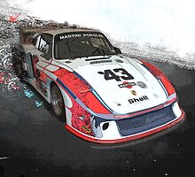 Porsche 935 Moby Dick by Lightrace