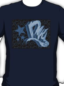 Dreamer Pattern Blue T-Shirt