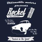 Rocket 88 Clutch by George Williams