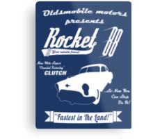 Rocket 88 Clutch Metal Print