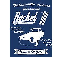 Rocket 88 Clutch Photographic Print