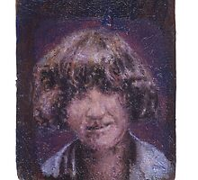 Portrait of Dora Carrington by robertpriseman