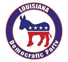 Louisiana Democratic Party Original by Democrat