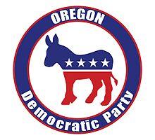 Oregon Democratic Party Original by Democrat