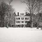 Historic New England Home by Elizabeth Thomas