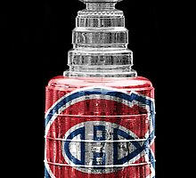 Stanley Cup Montreal by AndrewFare