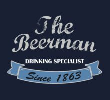 The Beerman by dejava
