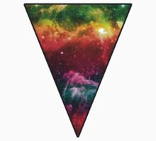 Rainbow Universe Triangle by spookydooky
