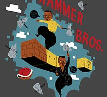 mc hammer bros by louros