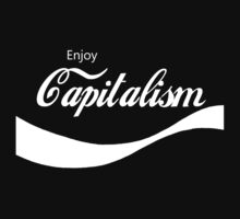 Enjoy Capitalism Kids Clothes