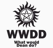 WWDD by spookydooky