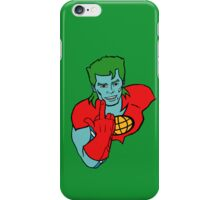 Captain Planet 'Save the Earth' iPhone Case/Skin