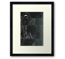Urban Switch Framed Print