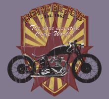 Bobber Job, motorcycle works by retrojohn