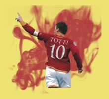 Totti by Runehise