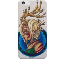 Nature Cameo iPhone Case/Skin