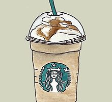 starbucks cup by kmmills