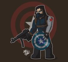 The Winter Soldier by DrewBird