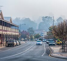 Smoketown, Bridgetown, Western Australia by Elaine Teague