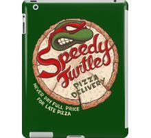 Speedy Turtle iPad Case/Skin