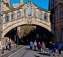 Bridge of Sighs 2 (Oxford) by eddiechui