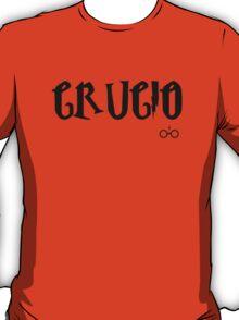 Cruciatus curse - CRUCIO - Harry Potter T-Shirt