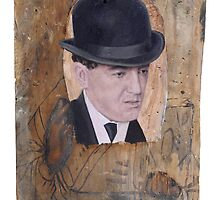 Portrait of jules Pascin by robertpriseman