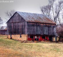 Farm Structures Hdr by James Brotherton