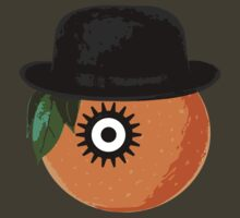 A Clockwork Orange by Lyubomir Gizdov