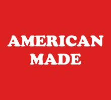 American Made by UberPBnJ