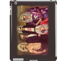 Whitesnakes  iPad Case/Skin
