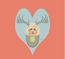 Dear Marilyn Phone Case by nouvellegamine