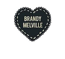 Brandy Melville Case by Olivia Dawson